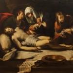 Compianto su Cristo morto - Bernardo Strozzi
