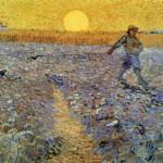 Van Gogh Seminatore