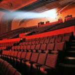 Cinema - Una sala cinematografica